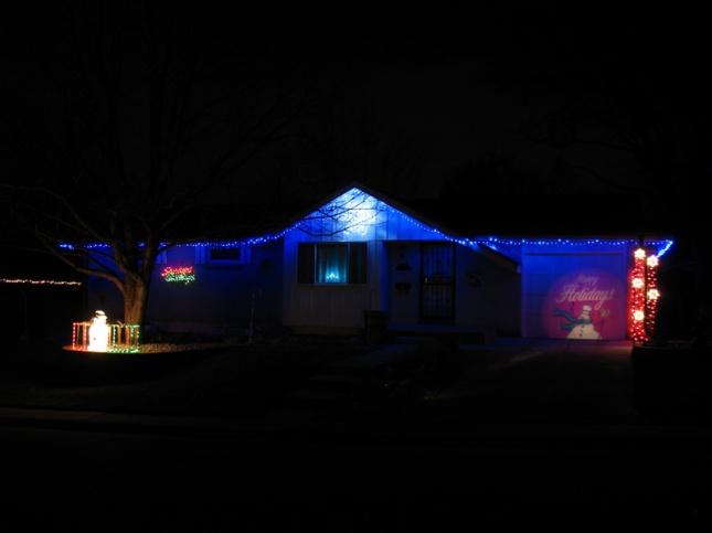 X-Mas House 2012